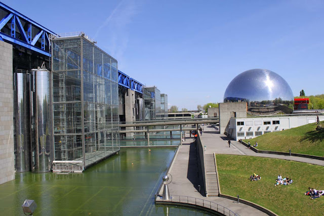 Bảo tàng khoa học Cite des Sciences et de L'Industrie