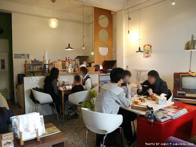 IMG 9162 - 台中北區│樂珈琲 Tano CAFE,隱藏在中友百貨後方的老宅咖啡,還有可愛店貓超療癒!