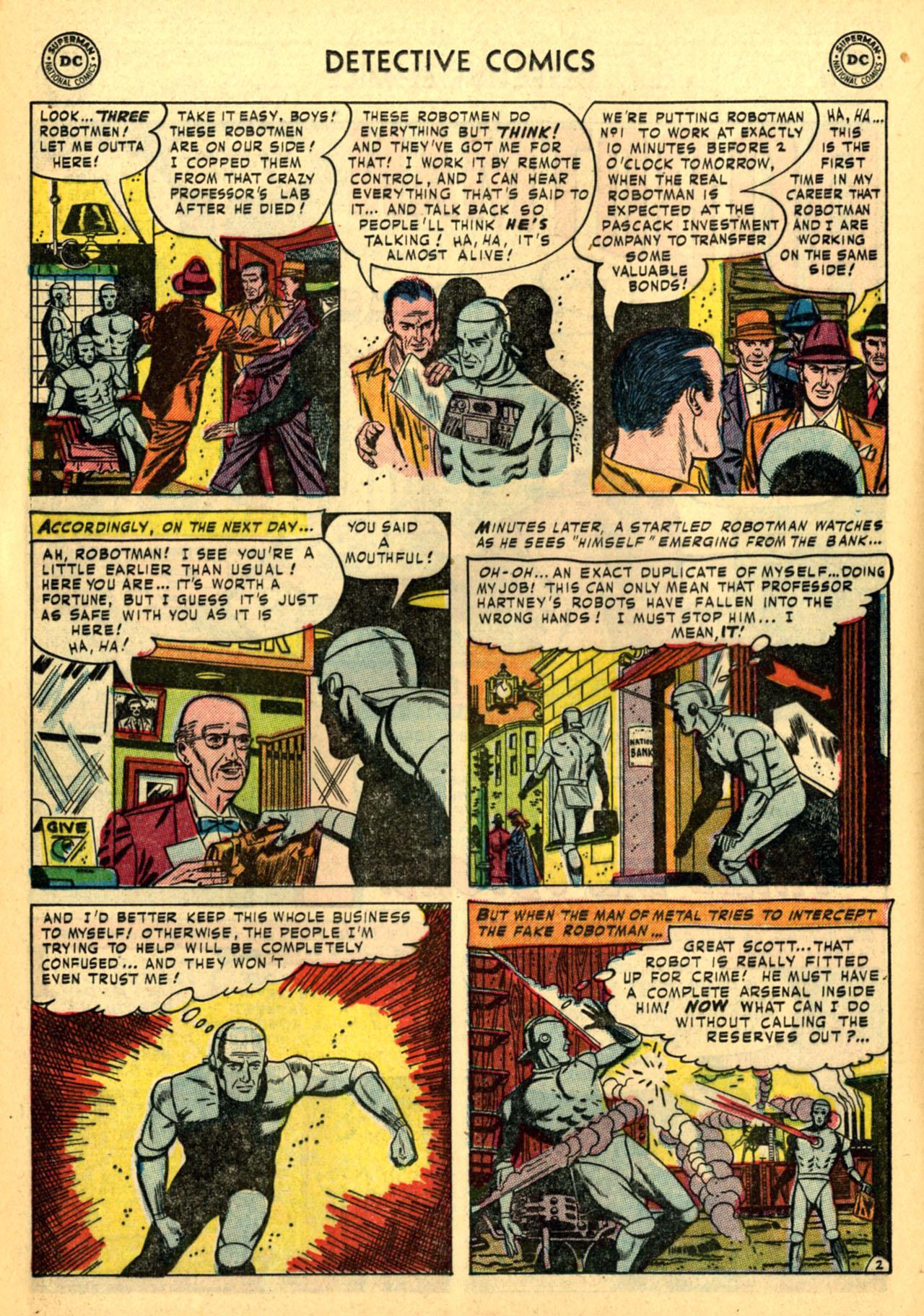 Detective Comics (1937) 185 Page 17