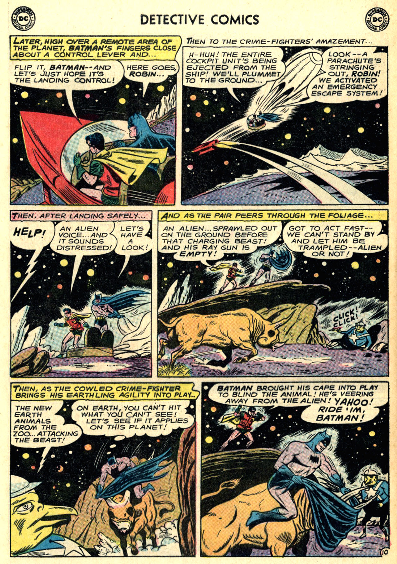 Detective Comics (1937) 326 Page 11