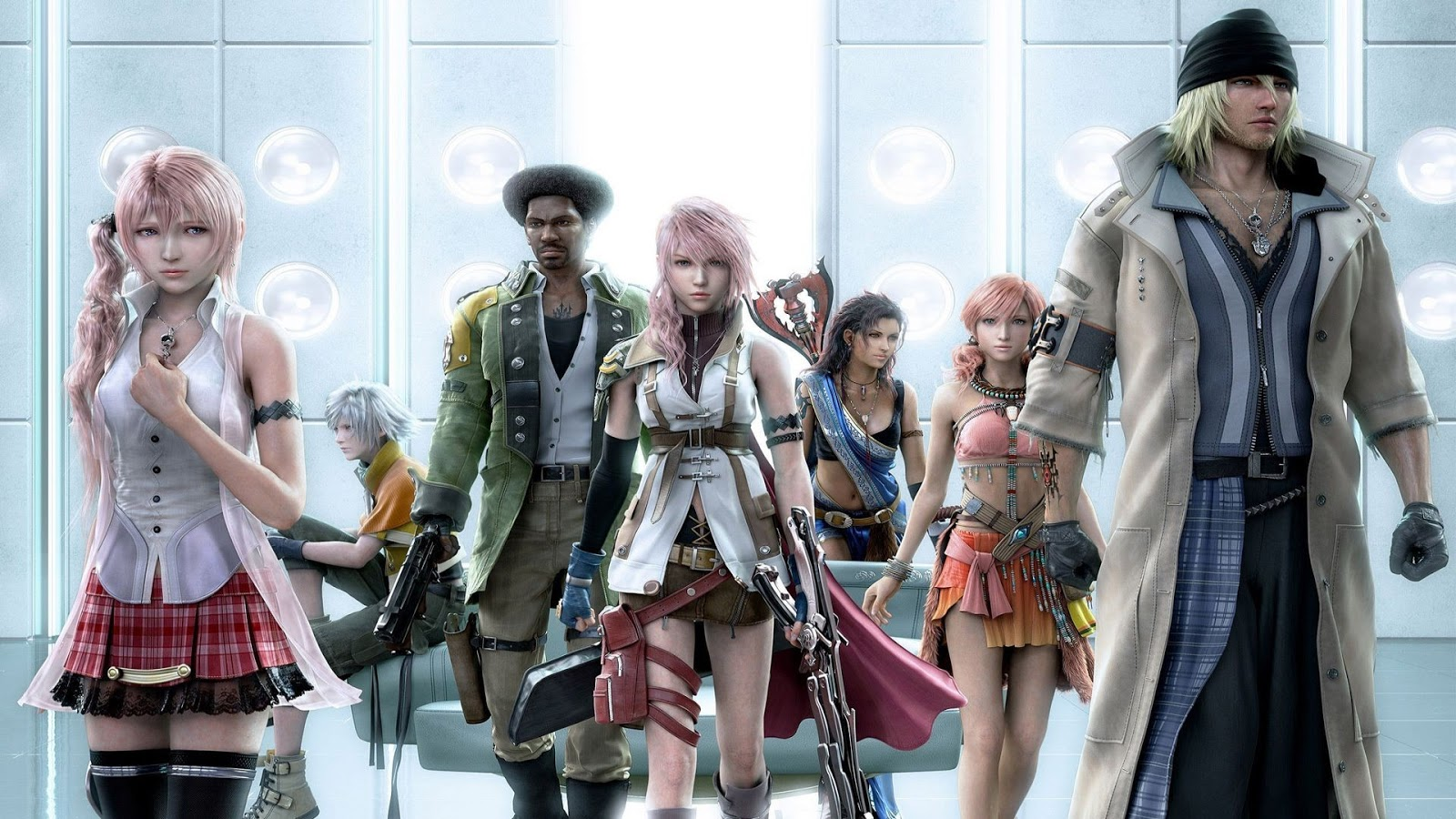 Final fantasy xiii | omega weapon (upgrade from ultima weapon) +.