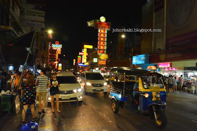 Yaowarat Bangkok Chinatown