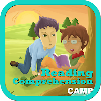 Reading comprehension camp app