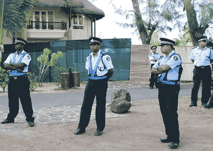 Polisi Mauritius