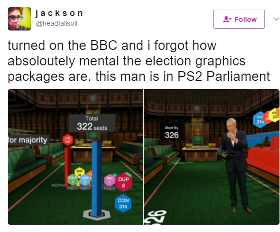 10 - 10 of the Funniest Tweets About the U.K. Election