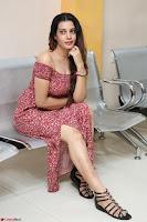 Diksha Panth in a Deep neck Short dress at Maya Mall pre release function ~ Celebrities Exclusive Galleries 018.JPG