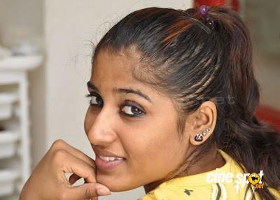 Telgu Girl Sowmya Krishnan Stills