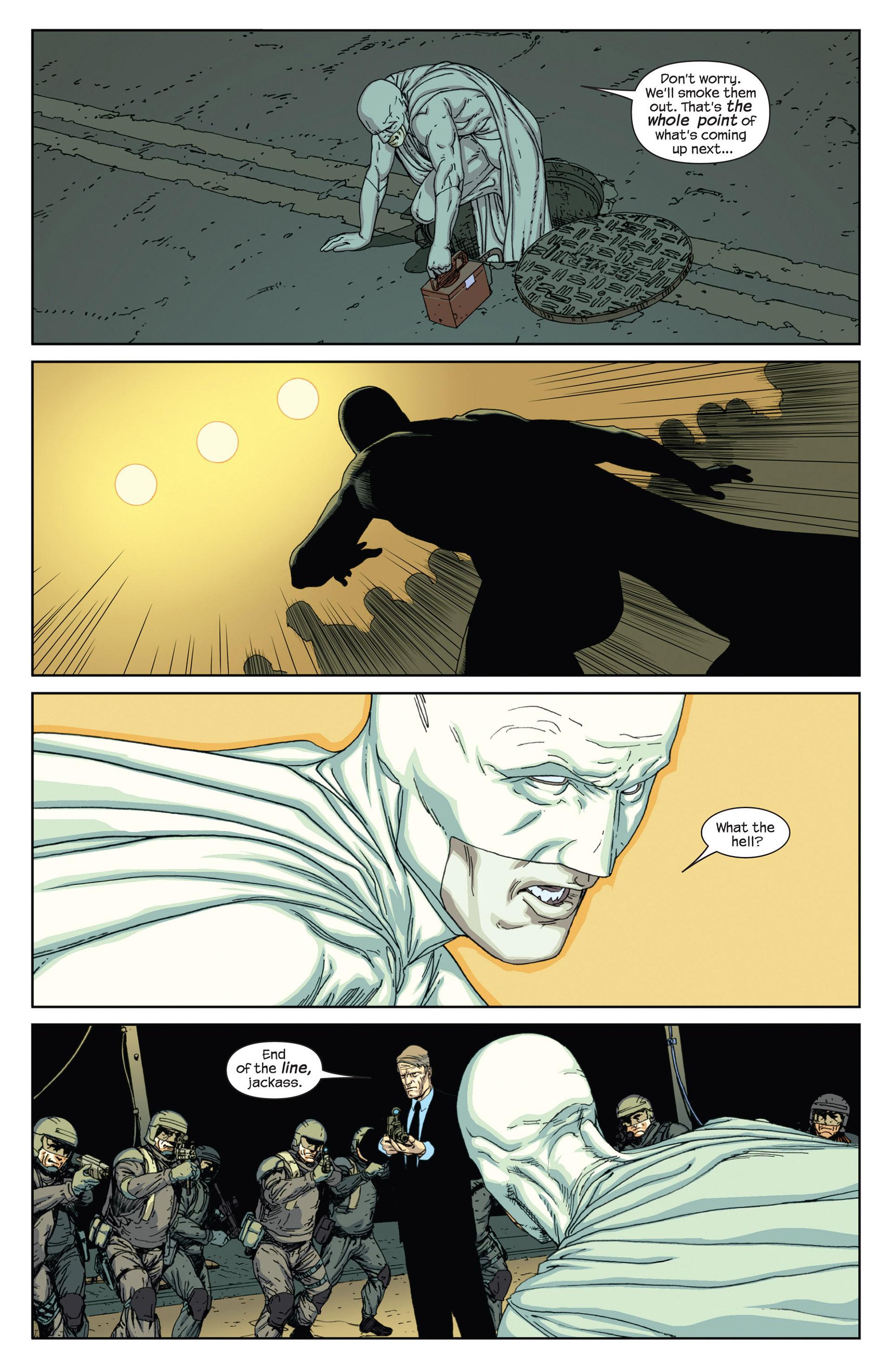 Read online Millar & McNiven's Nemesis comic -  Issue #2 - 24