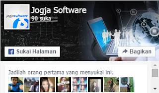 Menambah & Memperbaiki Kesalahan Facebook Like Box Blog Website