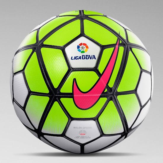 Nike Ordem La Liga 15 16 Fußball Veröffentlicht Nur Fussball