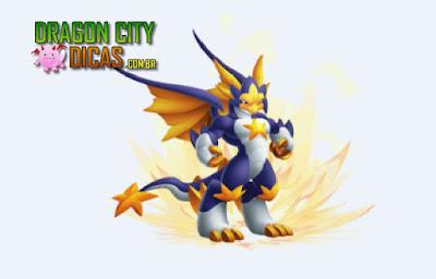 Dragão Estrela Nobre - Novo Heroico!