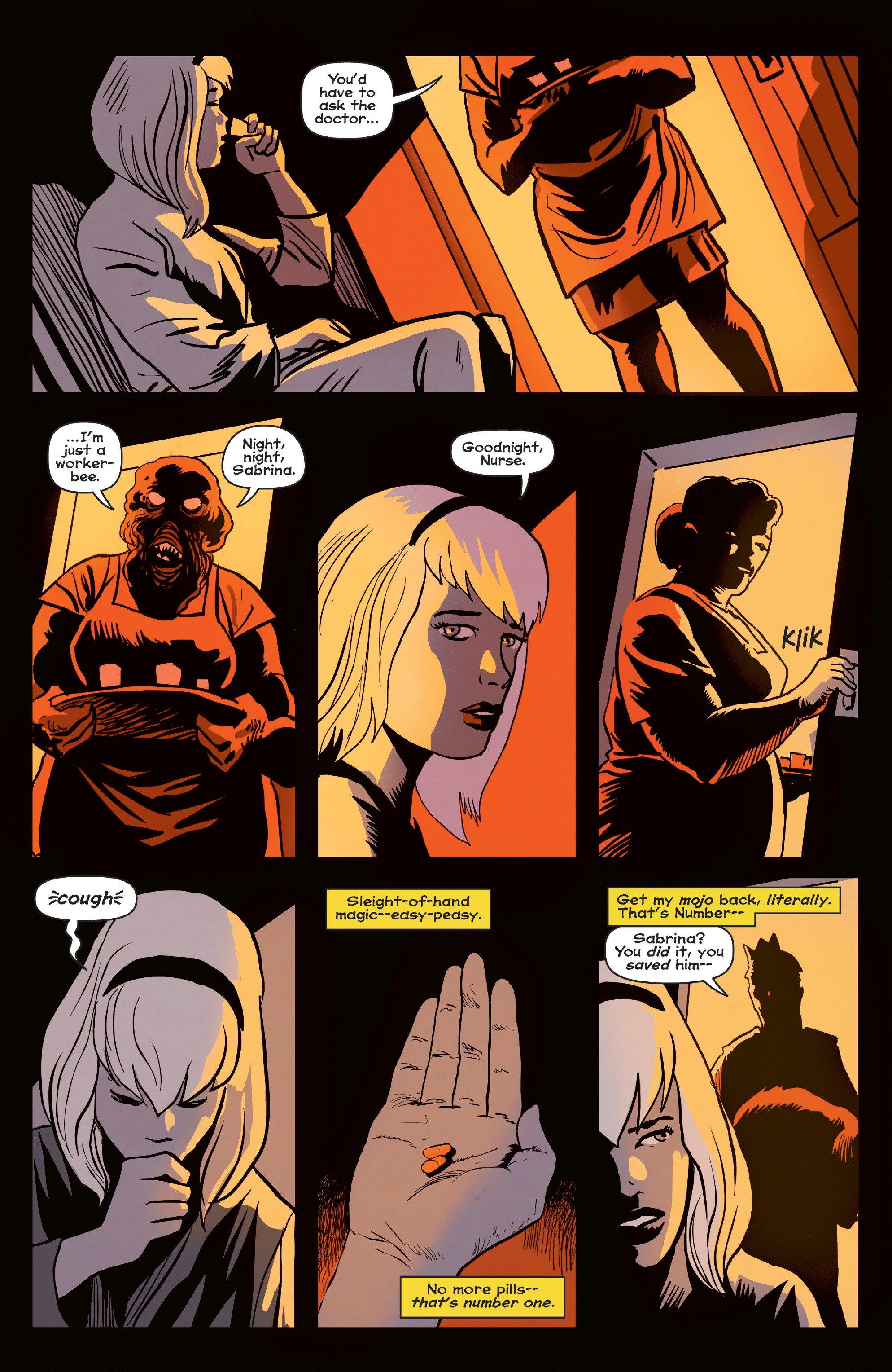 Read online Afterlife with Archie comic -  Issue #6 - 14