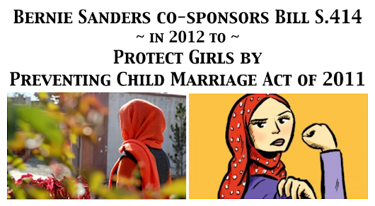 Bill S.414 - Protect Girls by Preventing Child Marriage