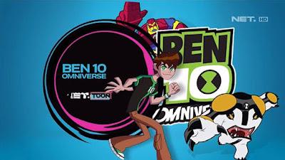 Ben 10 Omniverse di NET Toon