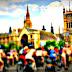 Polisi Inggris Tahan Pelaku Pemerkosaan Bersama di Gedung Parlemen