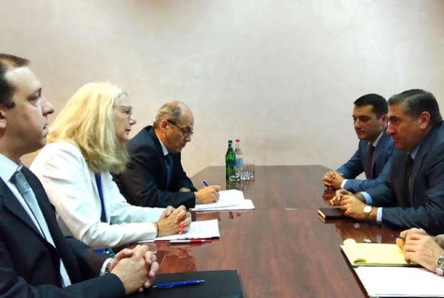 USAID anuncia ayuda a productores agrícolas de Armenia