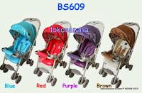 Kereta Bayi BabyElle BS-S609 Ginza