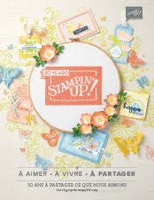 Catalogue printemps-été Stampin-up