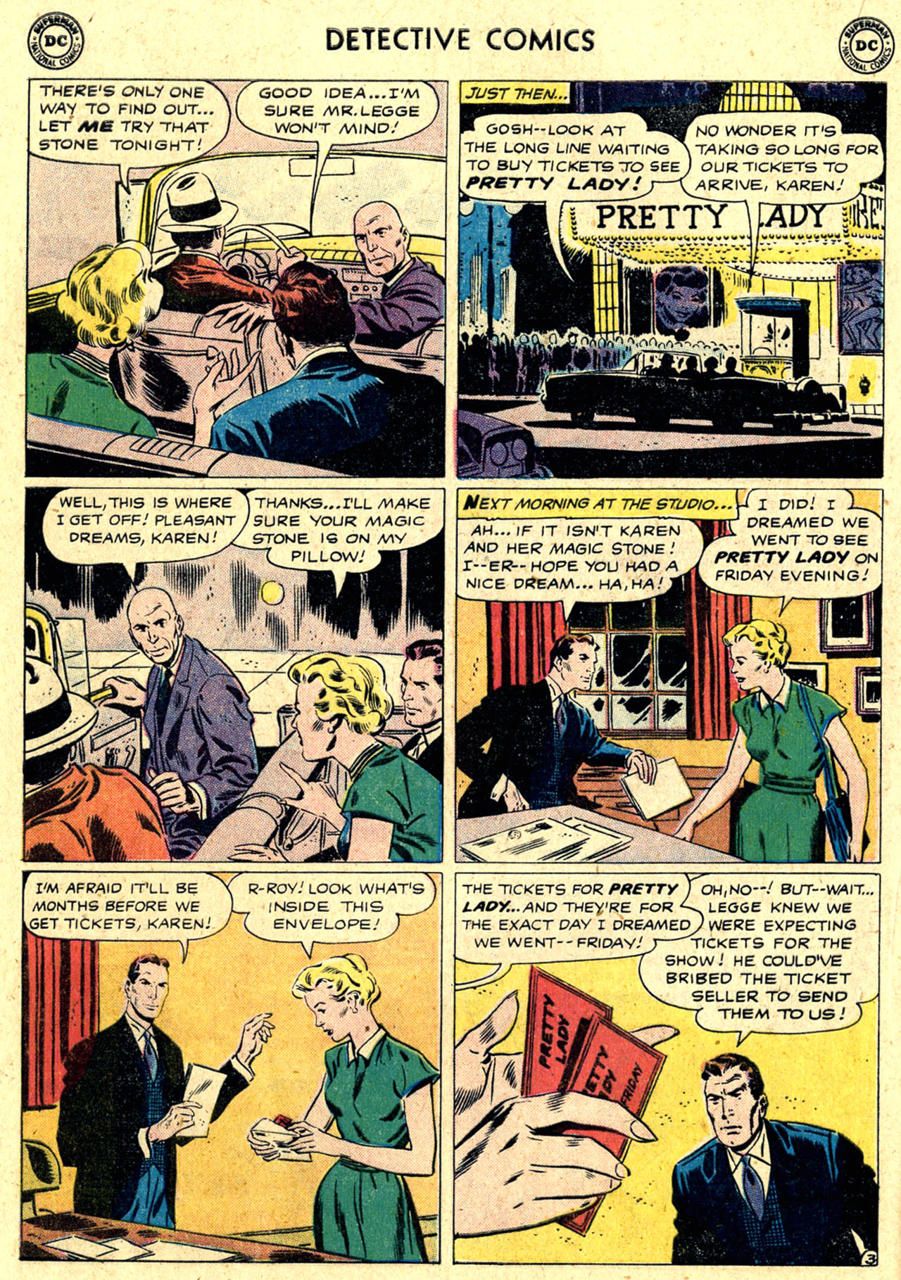 Read online Detective Comics (1937) comic -  Issue #263 - 20
