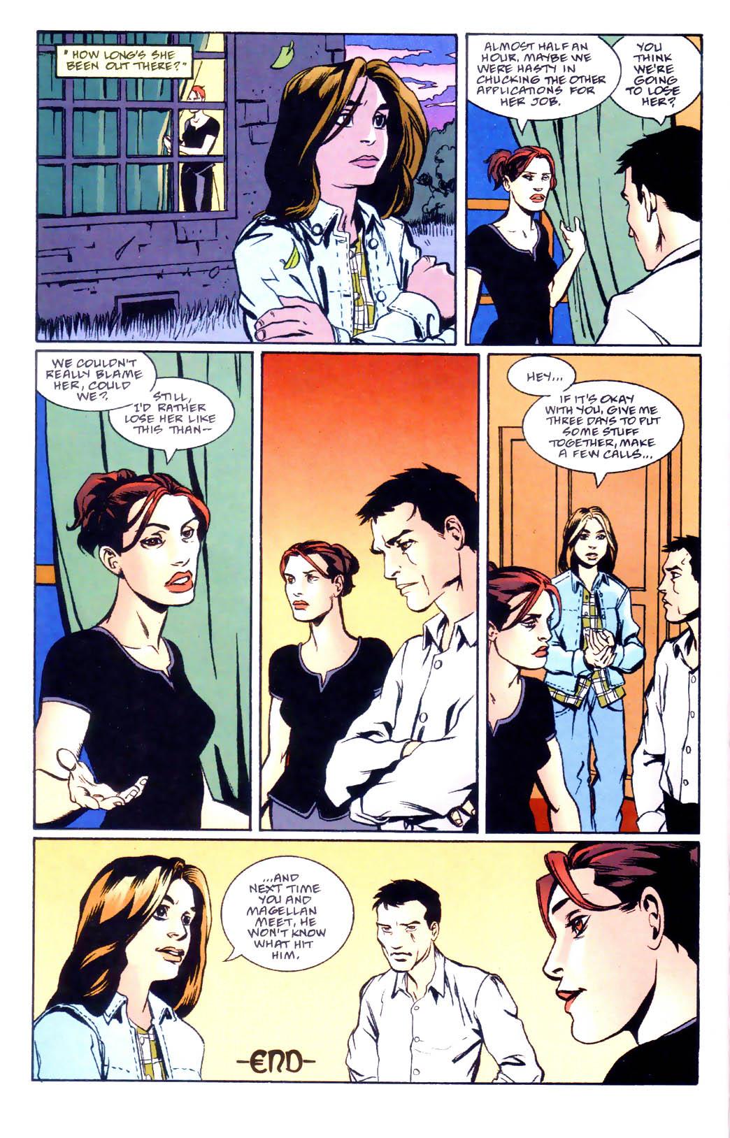 Read online Midnight, Mass comic -  Issue #3 - 24