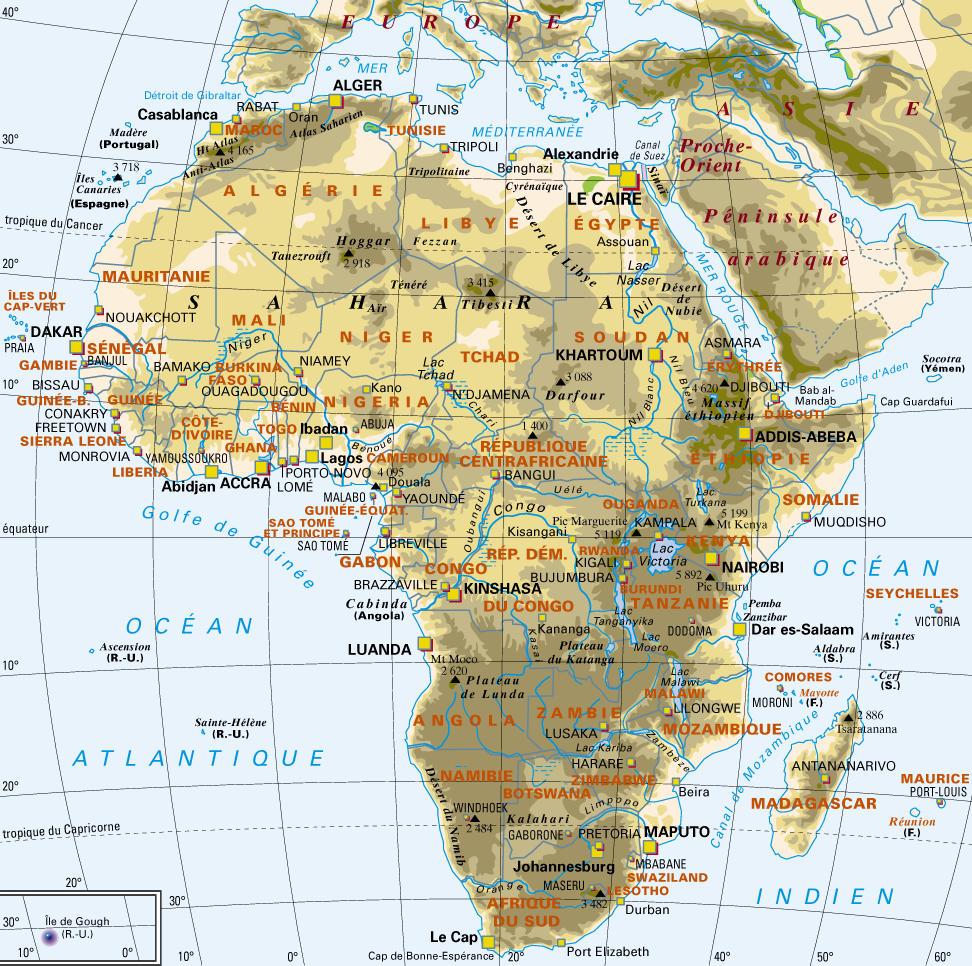 salle afrique maghreb