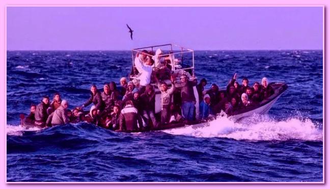 """تارودانت 24 taroudant _تقرير دولي يصدم المغاربة بخصوص أعداد """"الحراكة"""" الذين وصلوا لأوروبا"""