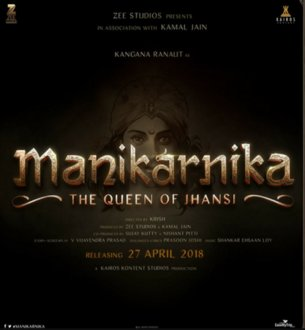 Manikarnika The Queen Of Jhansi (2018) Film