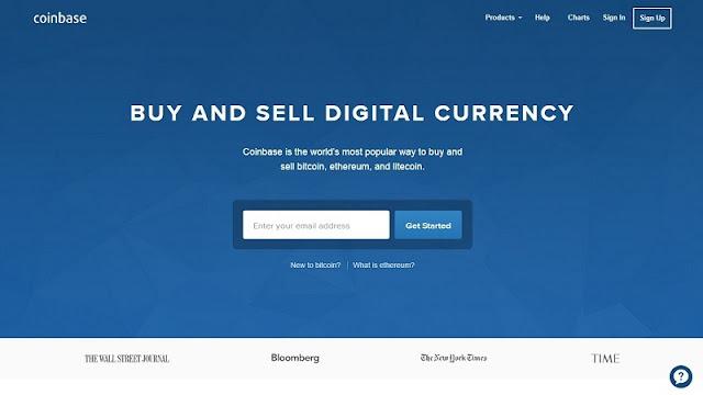 Coinbase - Wallet Bitcoin