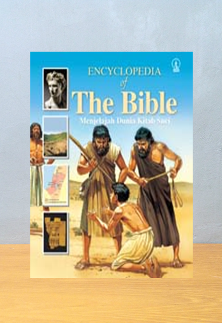 ENCYCLOPEDIA OF THE BIBLE: MENJELAJAH DUNIA KITAB SUCI, Peter Atkinson