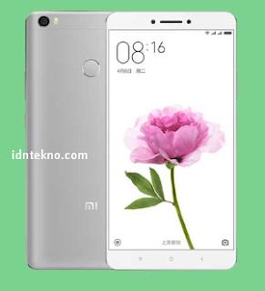Cara Hard Reset Xiaomi Mi Max
