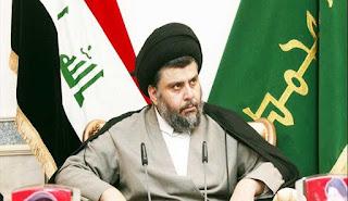 بعد ان وصفته بالخائن بسبب زيارته الى السعودية: مقتدى الصدر يدعو لتأجيل تظاهرة لأتباعة أمام قناة العراقية !