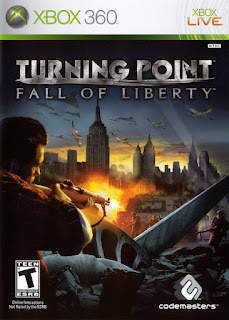Turning Point: Fall of Liberty (XBOX 360) 2008