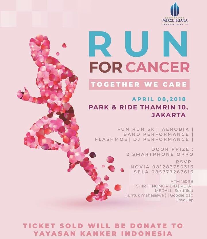 Run For Cancer • 2018