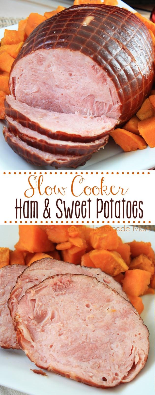 how to cook a spiral ham in slow cooker