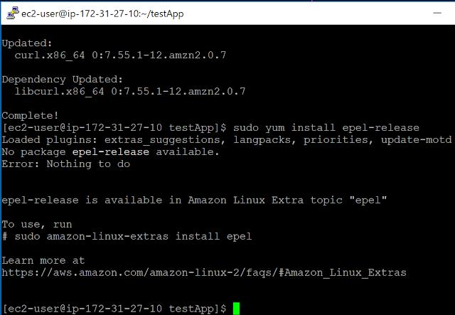 Railsサーバー起動のためにNode.jsインストール5