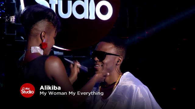 Alikiba - My Woman My Everything (Cover) Video