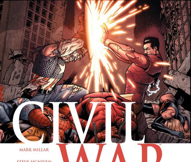 Capitan America: Civil War Empire