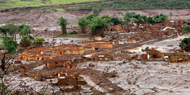 NEWS | Mariana Tragedy : Reconstruction of Towns Only in 2018