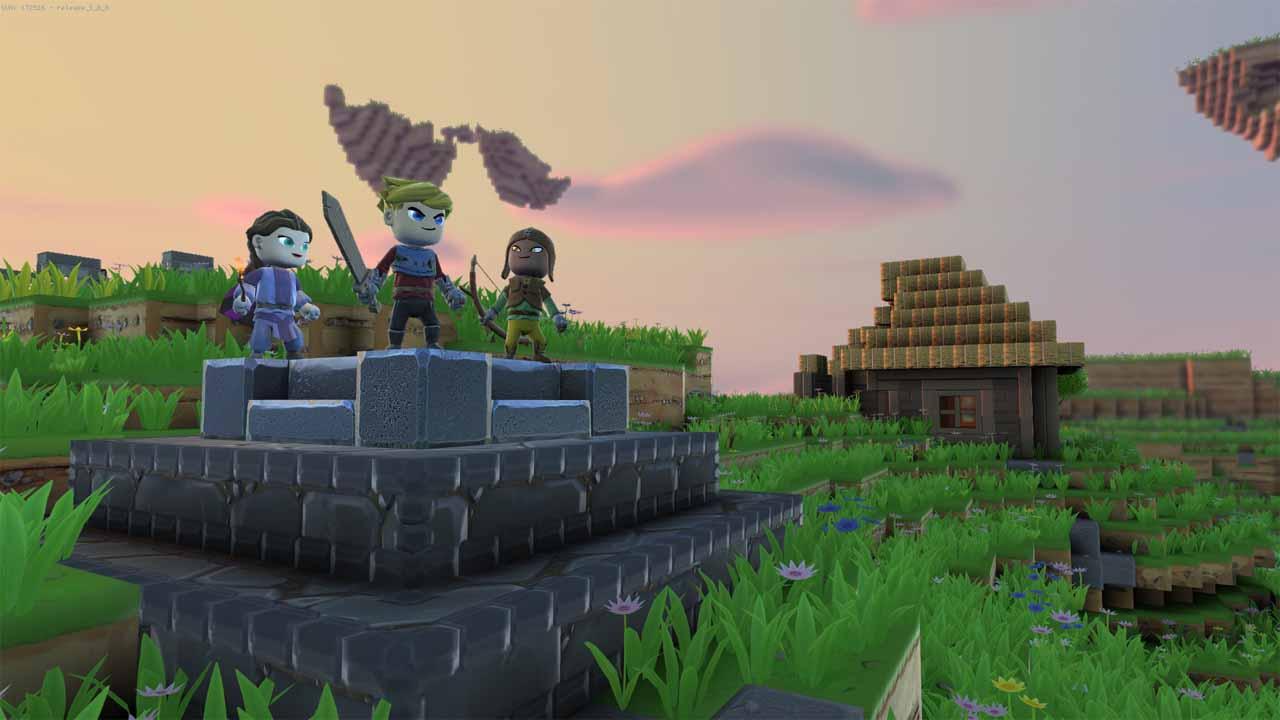 تحميل لعبة Portal Knights مضغوطة برابط مباشر وتورنت مجانا