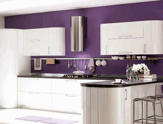 decorando roxo
