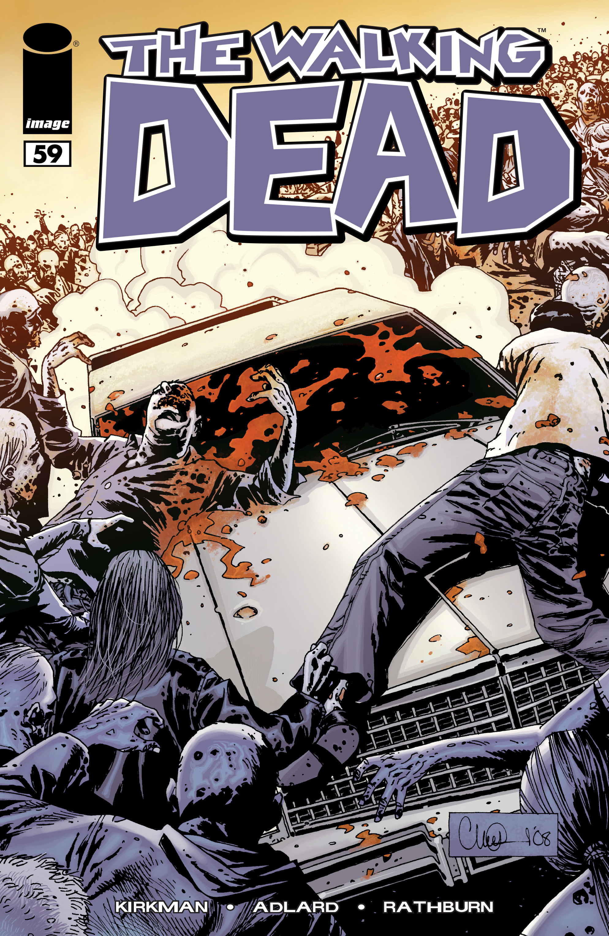 The Walking Dead 59 Page 1