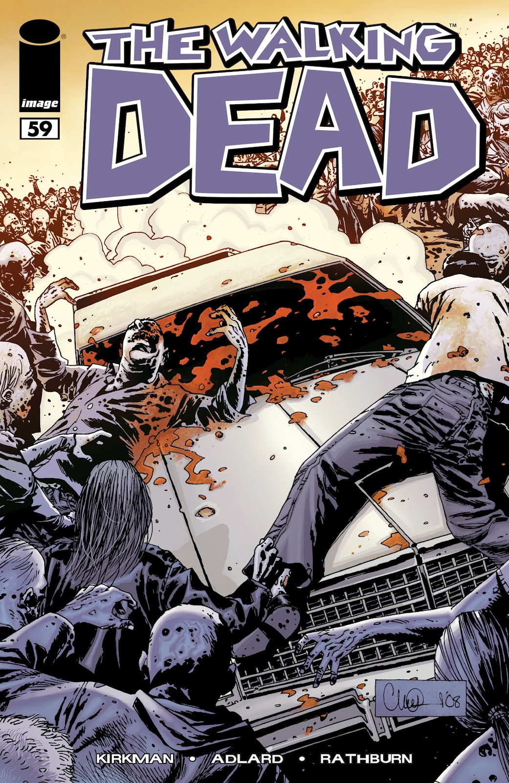 The Walking Dead issue 59 - Page 1