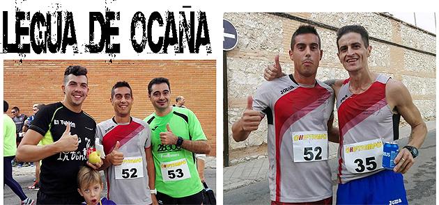 Atletismo Aranjuez Legua Ocaña
