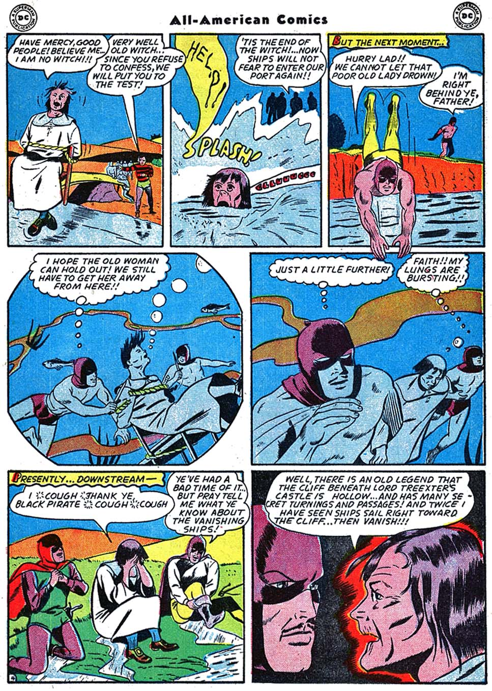 Read online All-American Comics (1939) comic -  Issue #72 - 37