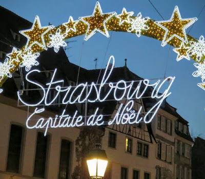 Experiencing the Christmas Season in Strasbourg and Alsace France