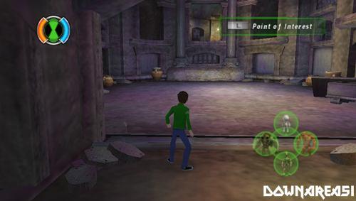 Ben 10 Ultimate Alien Cosmic Destruction PSP ISO - Download