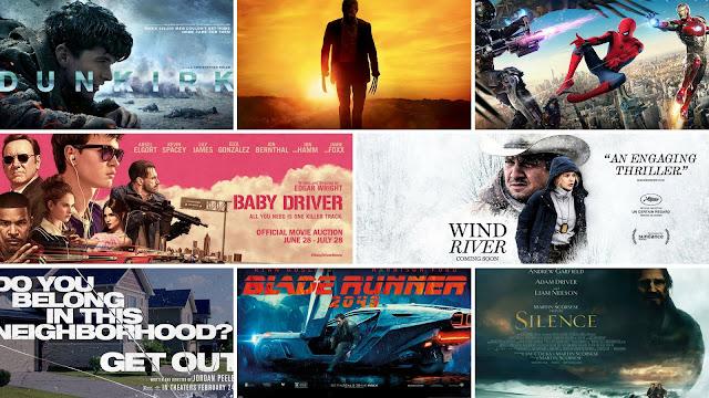 top zece filme vazute in 2017