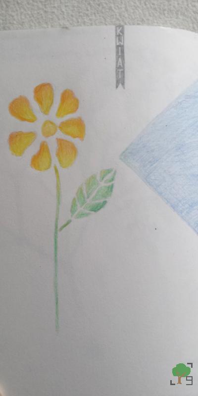 rysunek zabawny, przechodzenie kolorów, mieszanie, gradient, kreatywnie, rysowanie, sztuka