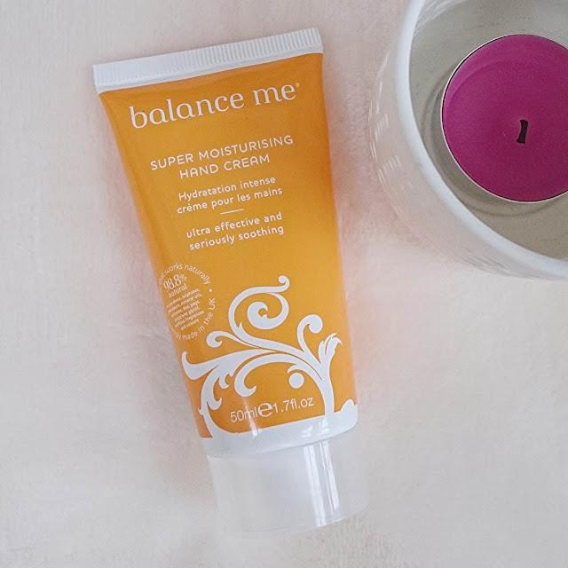 Balance Me | Super Moisturising Hand Cream