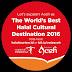 Vote Aceh Sebagai Wisata Halal #Acehsebenarnya